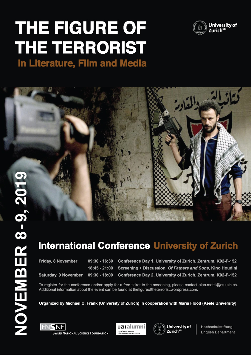 "Conference ""The Figure of the Terrorist"" - Programme"